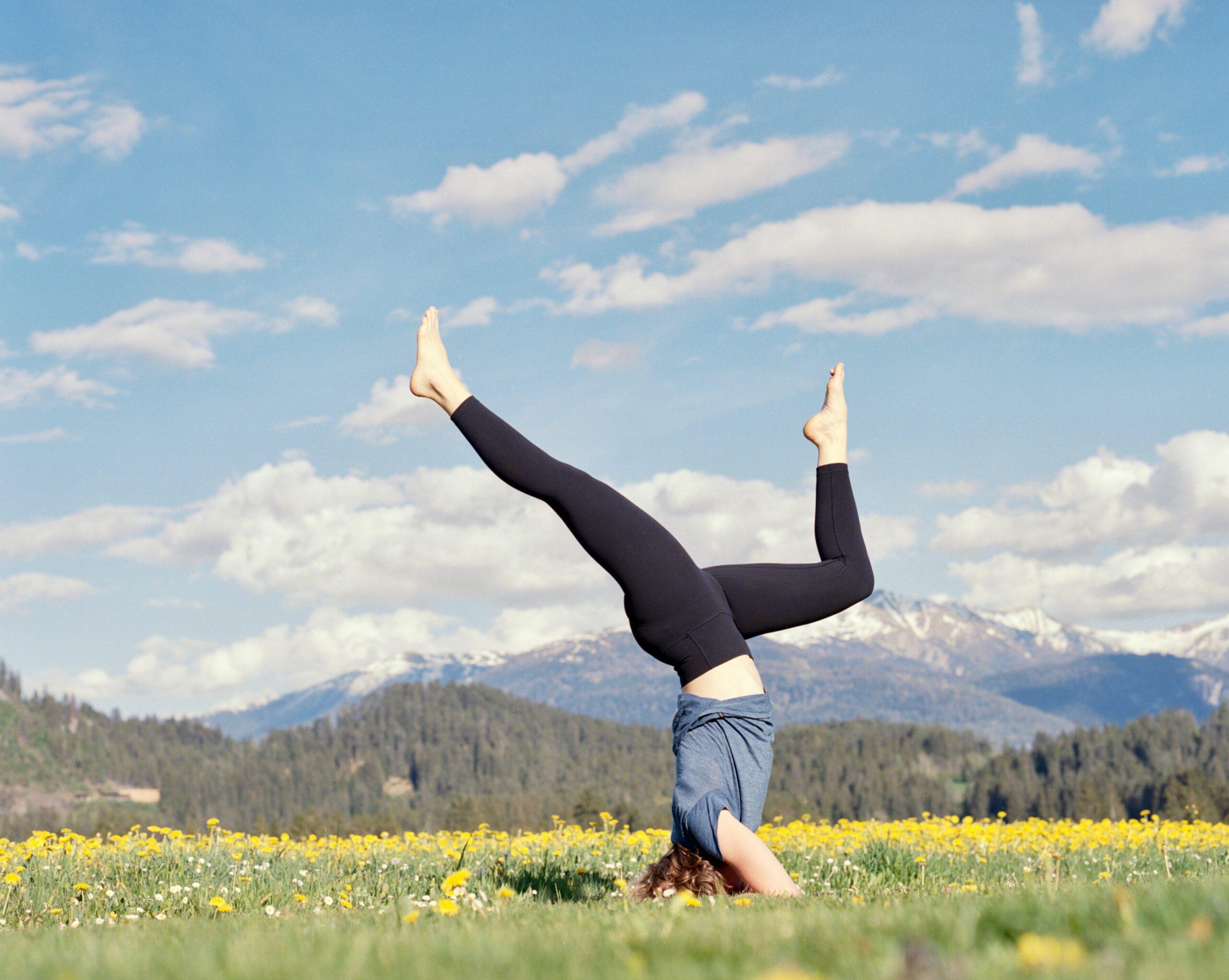Hatha Yoga by Senta Sante in Flims